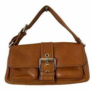 Michael Kors Shoulder Bag Leather Brown